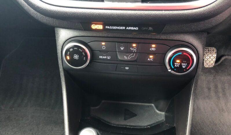 2017 Ford Fiesta 1.0T EcoBoost Zetec Hatchback 5dr Petrol Manual (s/s) (100 ps) full