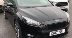 2017 Ford Focus EcoBoost ST-Line