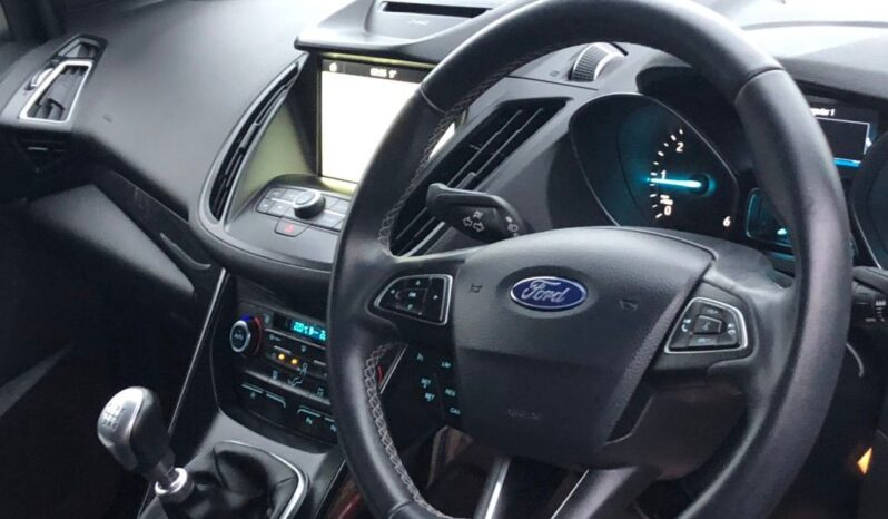 2017 Ford Kuga 1.5 TDCi ST-Line SUV 5dr Diesel (s/s) (120 ps) full