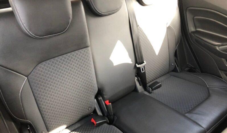 2016 Ford Ecosport TDCi Titanium full