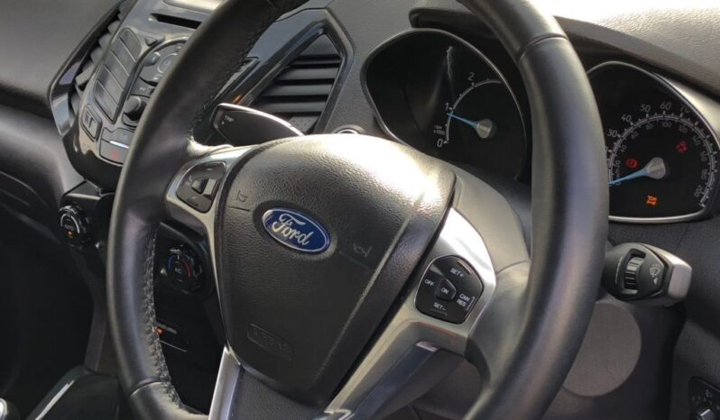 2017 Ford Ecosport 1.5 Ti-VCT Titanium SUV 5dr Petrol Manual (149 g/km, 110 bhp) full