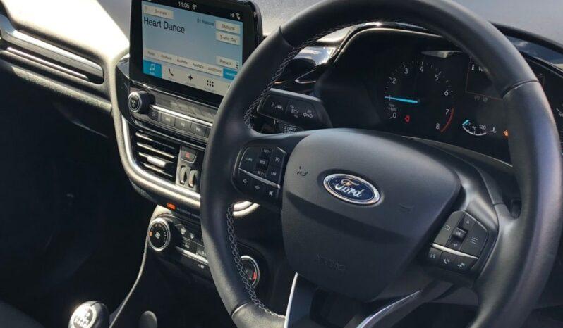 2017 Ford Fiesta EcoBoost Titanium full