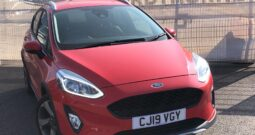 2019 Ford Fiesta ecoBoost Active X