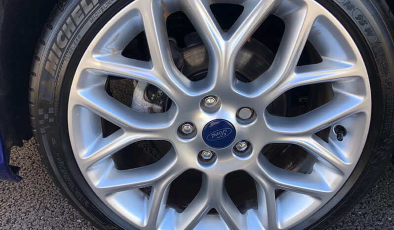 2017 Ford Focus ecoBoost ST-Line full