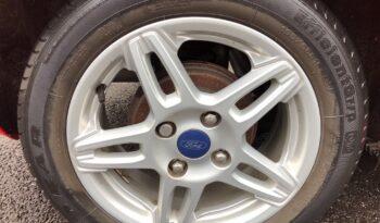 2013 Ford Fiesta Zetec full