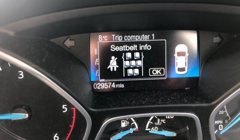 2017 Ford Grand C Max Zetec full