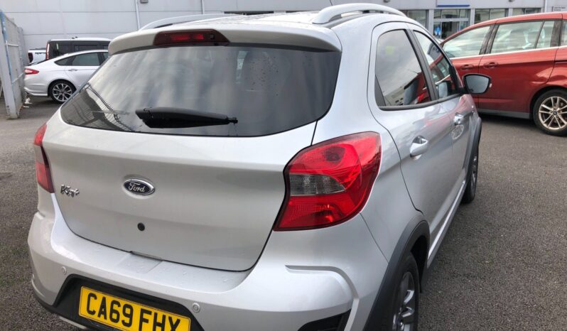 2019 Ford KA+ Ti-VCT Active full