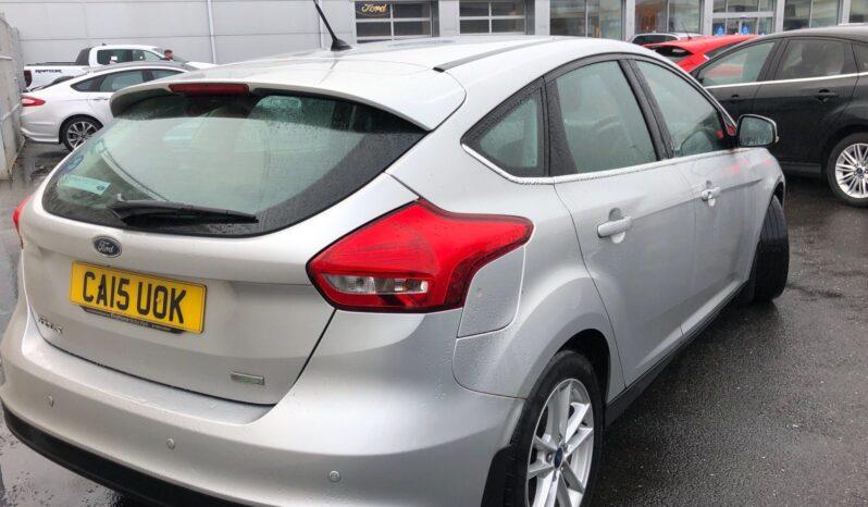 2015 Ford Focus EcoBoost Zetec full