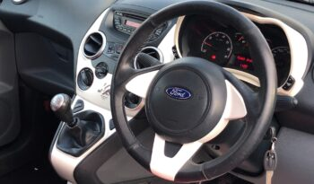 2014 Ford Ka Zetec full
