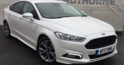 2017 Ford Mondeo TDCi ST-Line Powershift