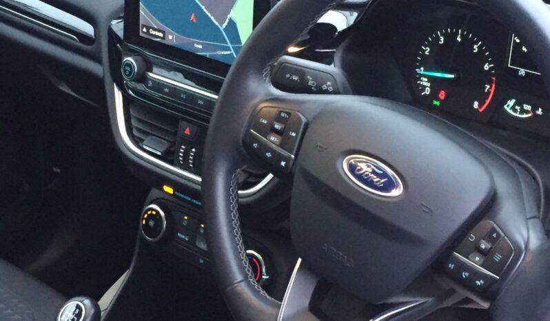 2018 Ford Fiesta EcoBoost Zetec full