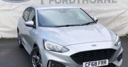 2019 Ford Focus ecoBoost ST-Line