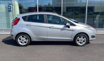 2016 Ford Fiesta Zetec full