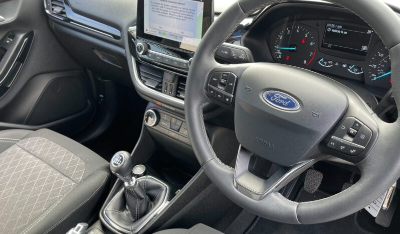 2019 Ford Fiesta EcoBoost Active full