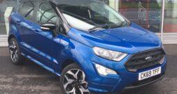 2019 Ford Ecosport ecoBoost ST-Line