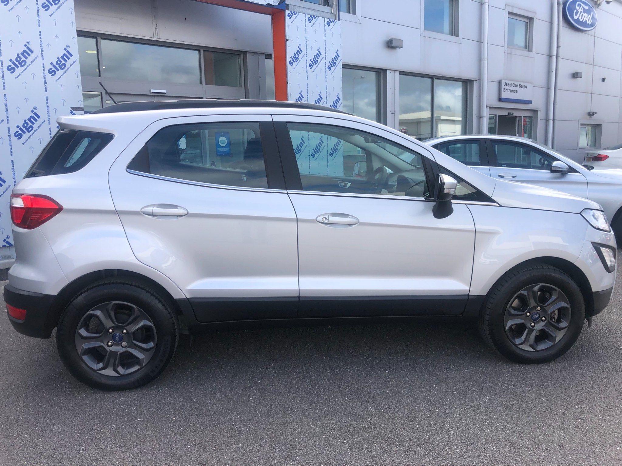 2018 Ford Ecosport ecoBoost Zetec full
