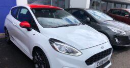 2018 Ford Fiesta EcoBoost ST-Line