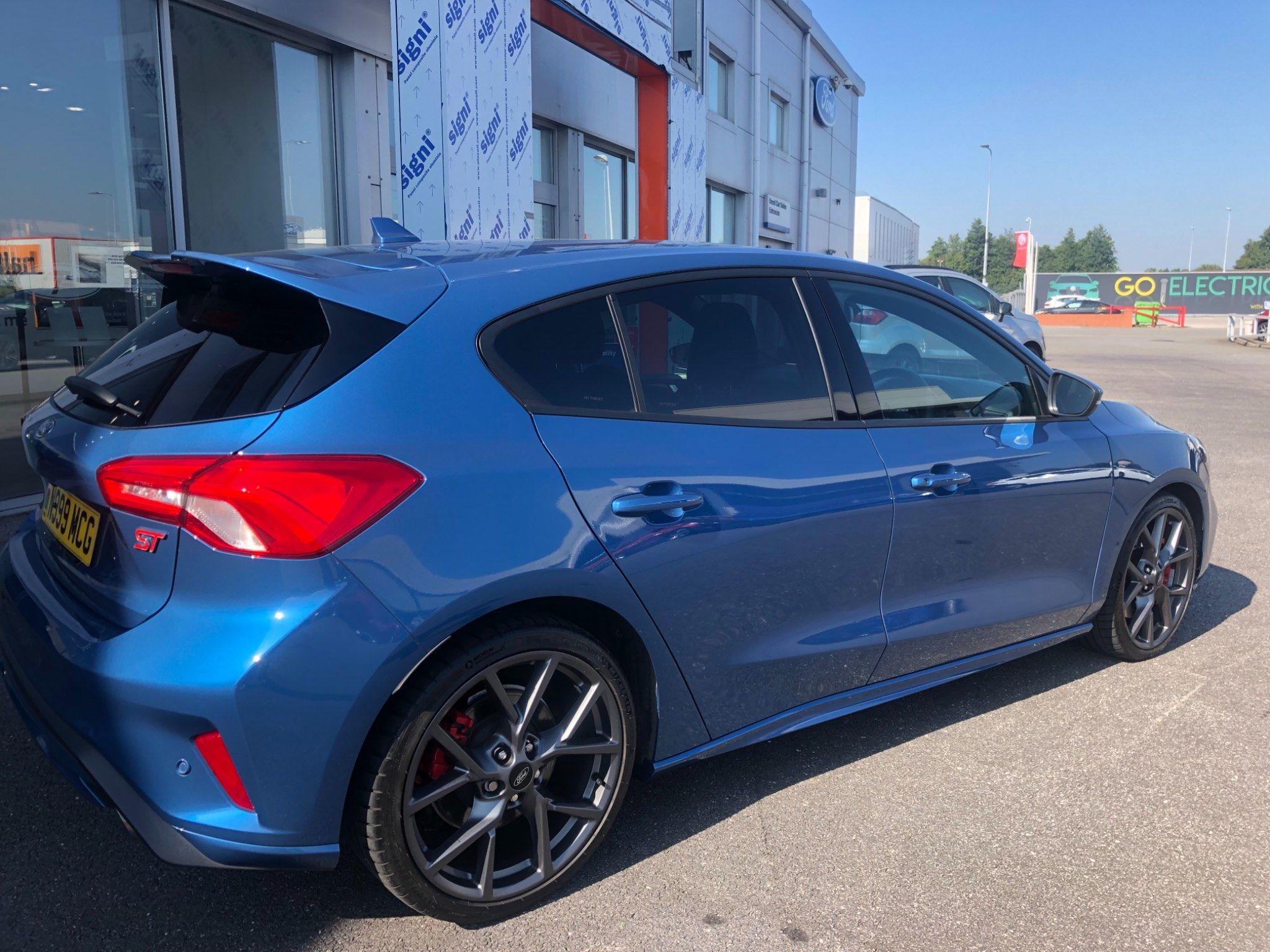 2019 Ford Focus EcoBoost ST full