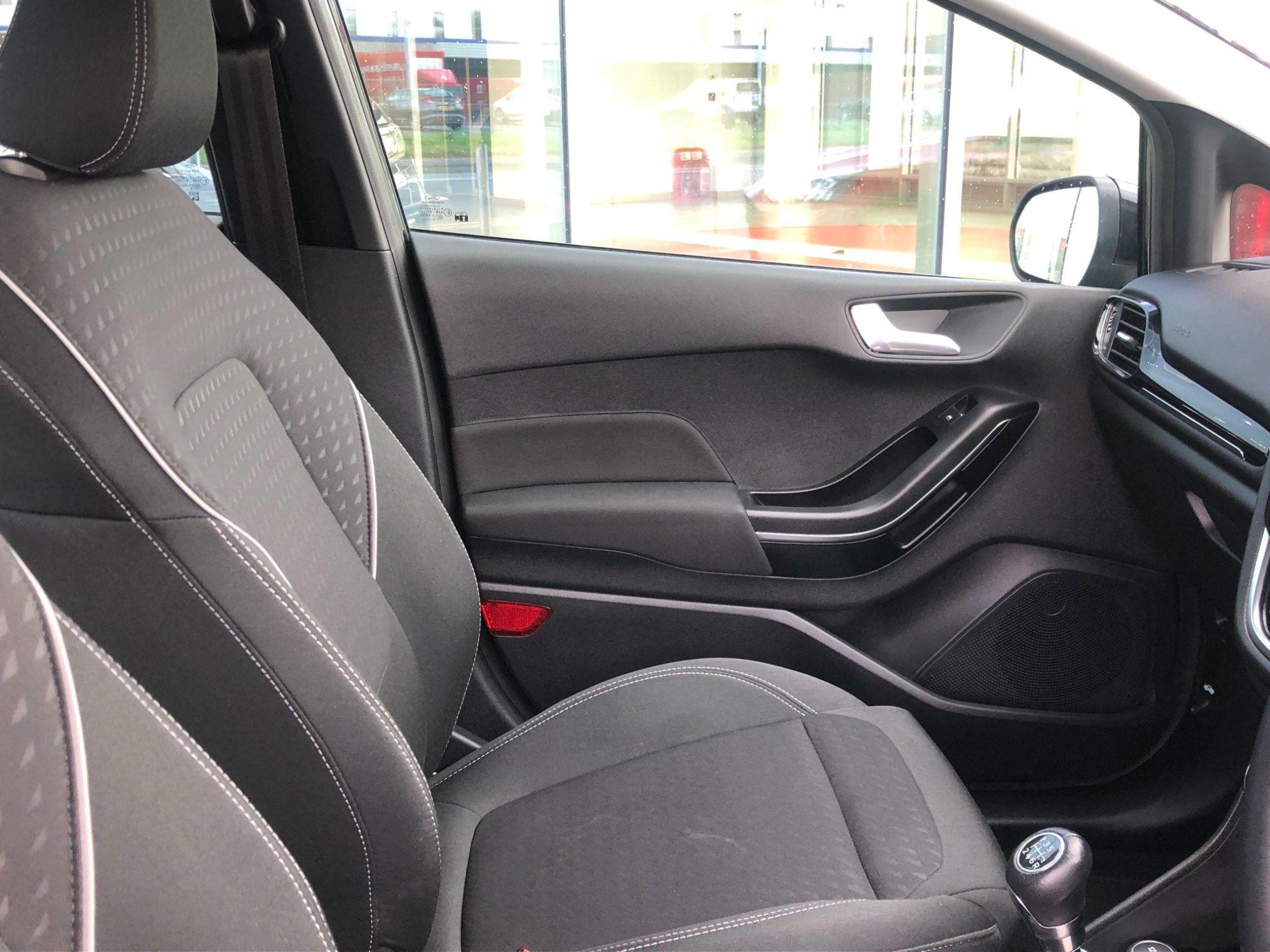 2019 Ford Fiesta EcoBoost Zetec full