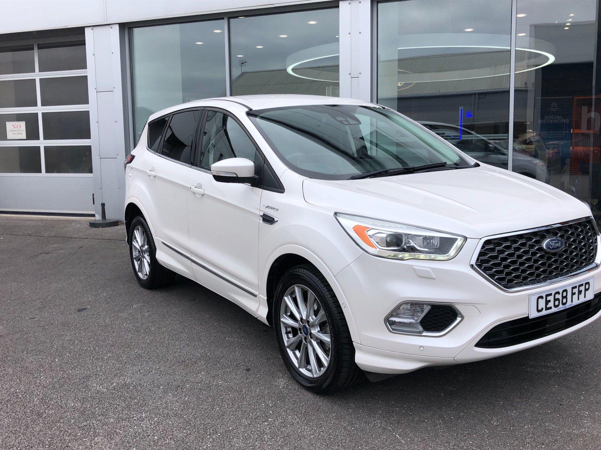 2018 Ford Kuga TDCi EcoBlue Vignale