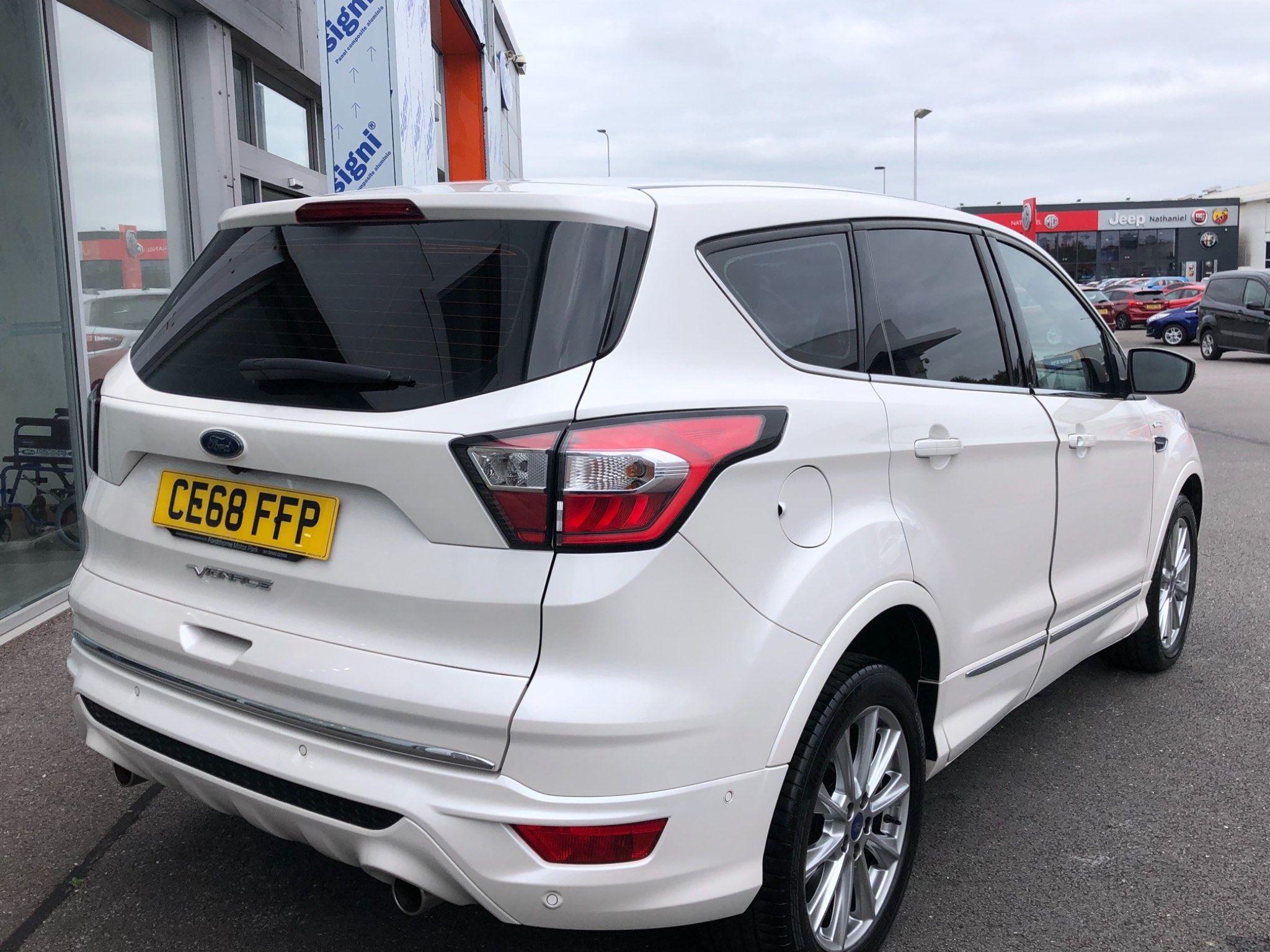 2018 Ford Kuga TDCi EcoBlue Vignale full