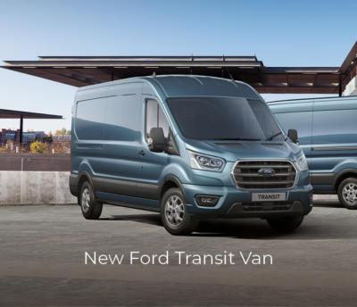 New Ford Transit Van gallery